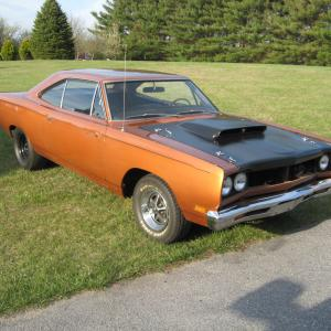 1969 Road Runner A12 Tribute
